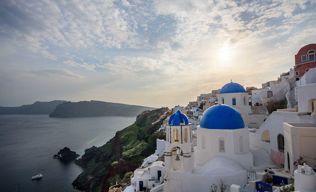 Santorini Best Photo Locations