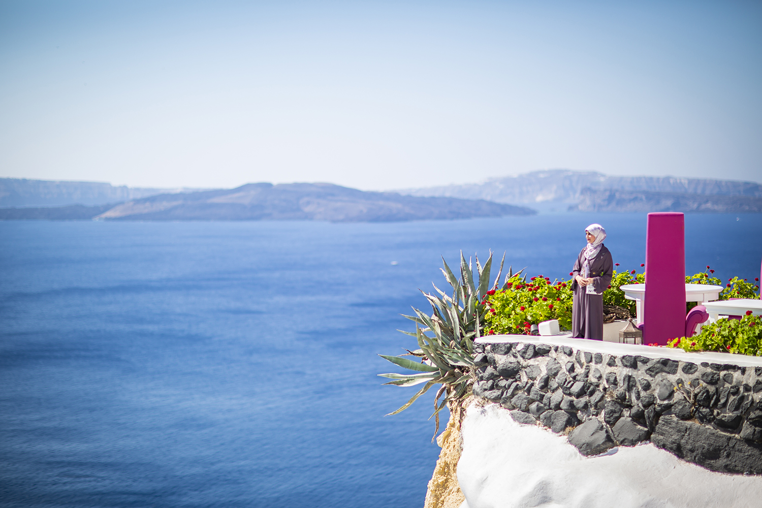 santorini vacation photographer